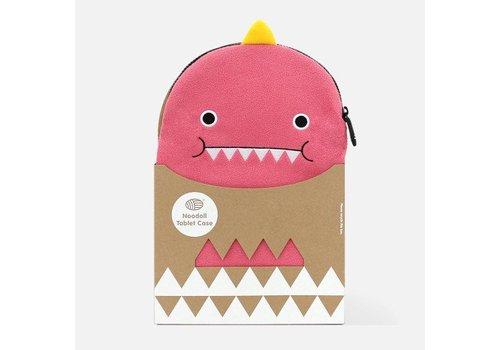 Noodoll Noodoll tabletcase Dino pink