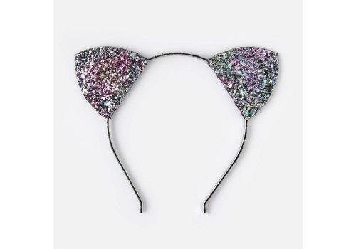 Orelia Orelia Diadeem Glitter Kattenoortjes