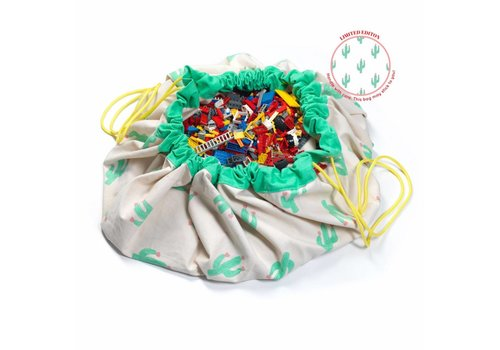 Play & Go Play & Go Opbergzak Cactus