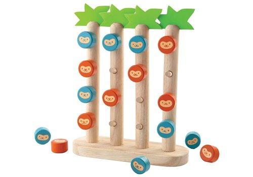 Plan Toys Plan Toys Apen Op En Rij