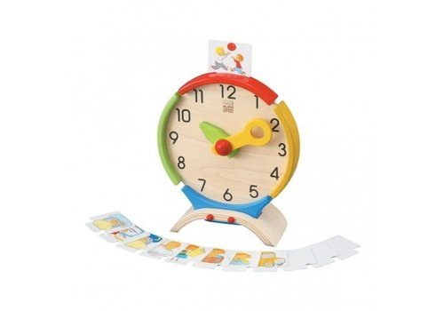 Plan Toys Plan Toys Activiteiten Klok