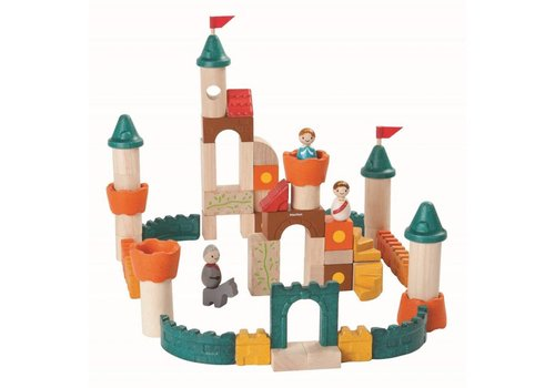 Plan Toys Plan Toys Fantasy Blocks