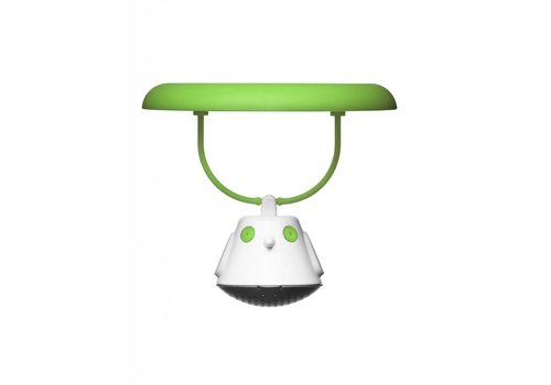 Point-Virgule QDO Thee Infuser Birdie Swing Groen