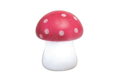 Rex International Rex International Nightlight Red Mushroom