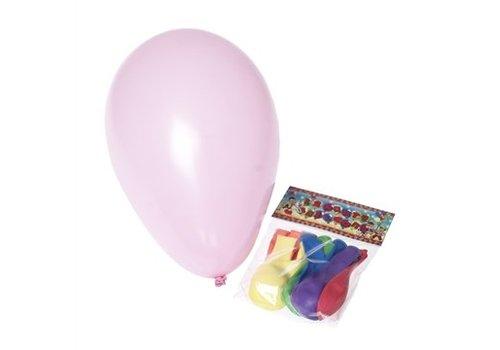 Rex International Rex International 12 Gekleurde Ballonnen