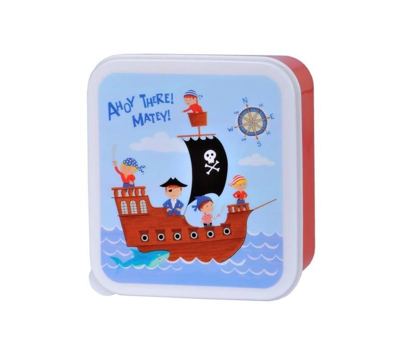 Brooddoos Piraat
