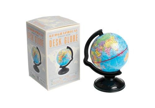 Rex International Rex International Money Box Globe