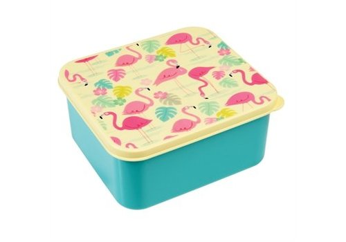 Rex International Flamingo Lunch box
