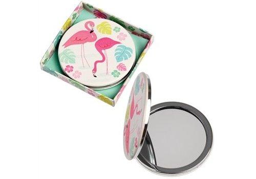 Rex International Flamingo compacte spiegel