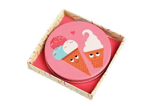 Rex International Ice cream friends compacte spiegel