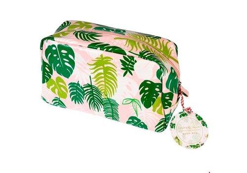 Rex International Rex International Beauty Bag Tropical Palm
