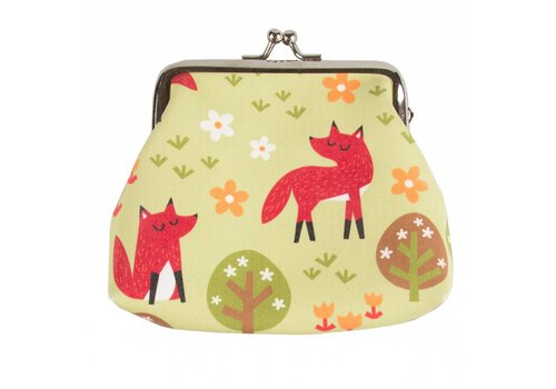 Sass & Belle Portemonnee spring forest fox