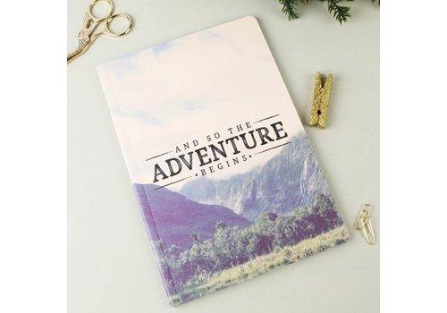 Sass & Belle Sass & Belle 'Adventure' Notaboekje A5
