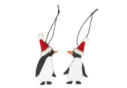 Sass & Belle Sass & Belle Festive Pinguin