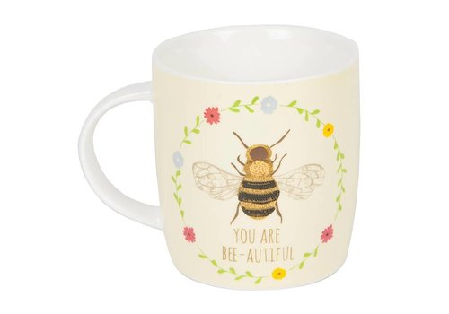 Sass & Belle Tas 'you are bee-eautiful'