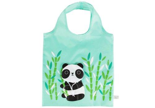Sass & Belle Sass & Belle Panda opvouwbare draagtas