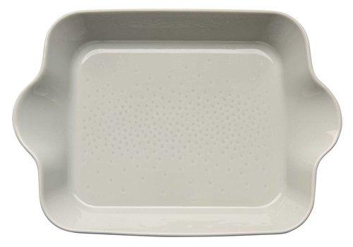 Sagaform Sagaform Piccadilly grote rechthoekige ovenschotel grijs