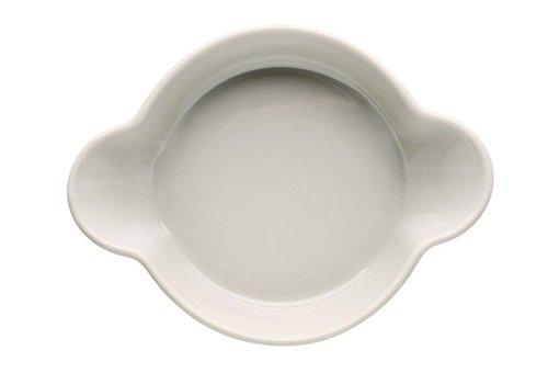 Sagaform Sagaform Set of 2 Piccadilly Oven Dishes Grey 13 x 17,5 cm