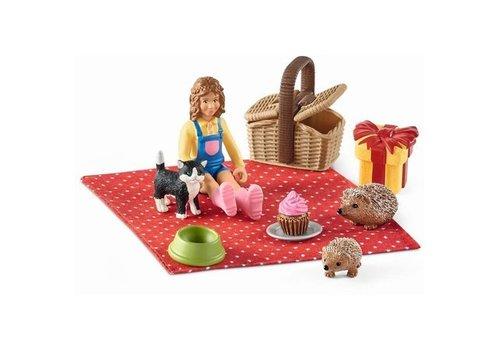 Schleich Schleich Picknick Set Verjaardag