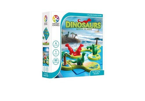 Smartgames SmartGames Dinosaur Mysterious Islands