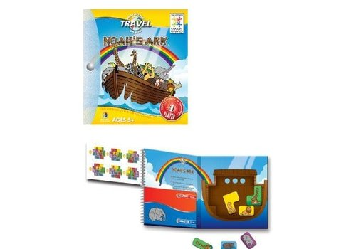 Smartgames SmartGames Travel Noah's Ark