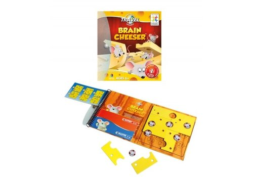 Smartgames SmartGames Travel Brain Cheeser