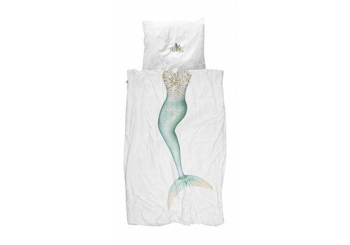 Snurk Snurk dekbedovertrek mermaid