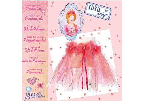 Souza! Souza! Tutu Design Kit Roze
