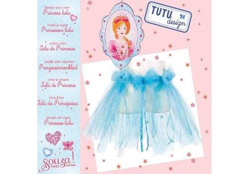Souza! Souza! Tutu Design Kit Blauw
