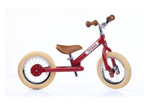 Trybike Trybike Steel Vintage Red
