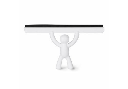 Umbra Umbra Buddy Squeegee wit