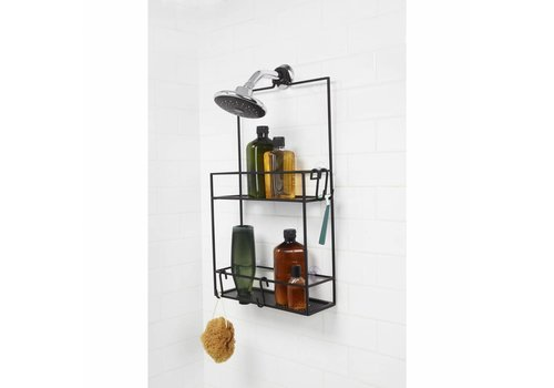Umbra Umbra Cubiko Shower Caddy black