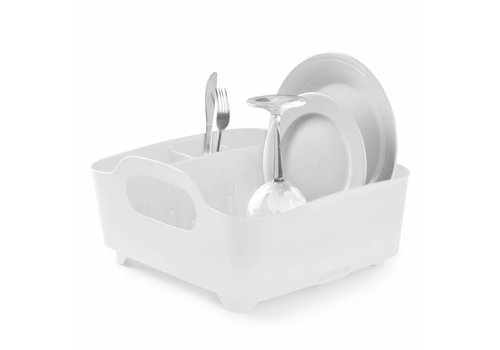 Umbra Umbra Tub Dish Rack White