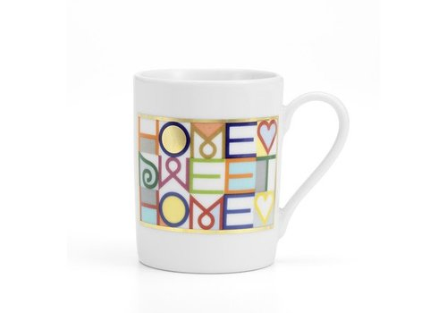 Vitra Vitra Coffee Mug Home Sweet Home