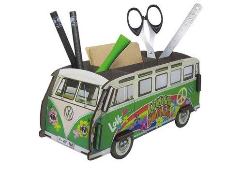 Werkhaus Werkhaus Pen Box VW-Bus Hippie
