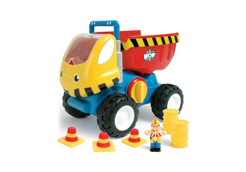 Wow Toys WOW Dudley dump truck