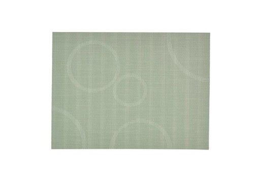 Zone Denmark Zone Placemat Circles Dusty Groen