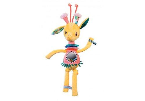 Lilliputiens Lilliputiens Zia Dansende Giraf Rammelaar