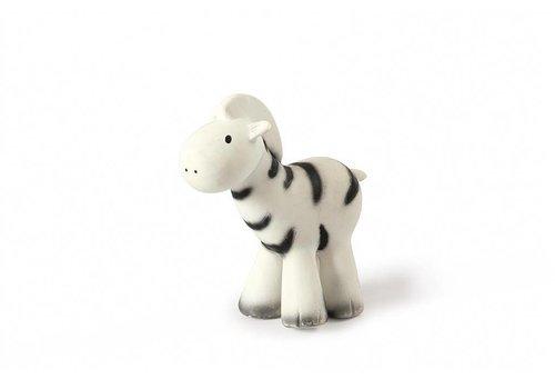 Tikiri Tikiri My First Zoo Zebra Badspeeltje Rammelaar Bijtspeeltje