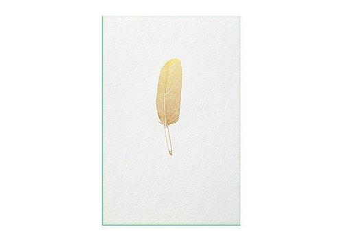 Papette Papette Postkaart Gouden Veer