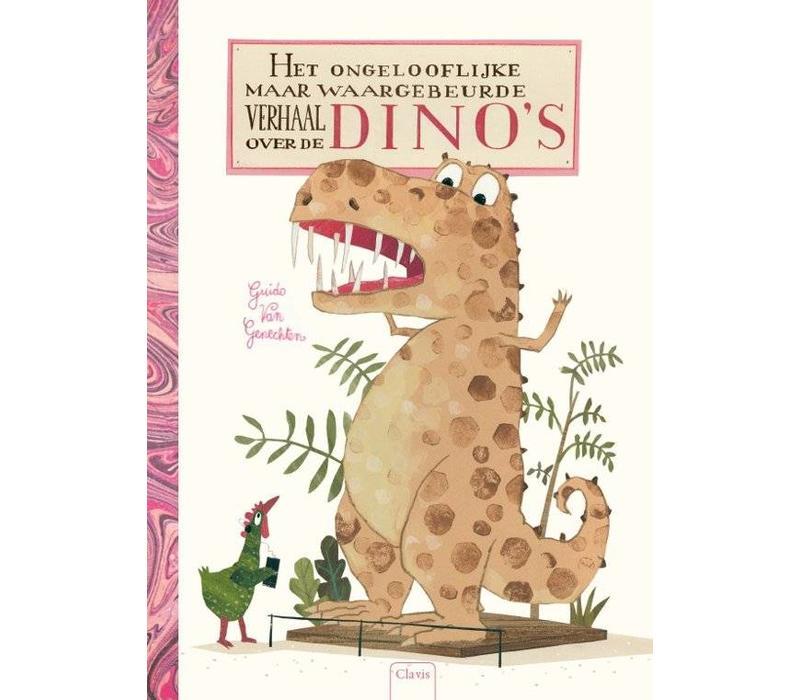 Clavis Het Ongelooflijke Maar Waargebeurde Verhaal Over De Dino's