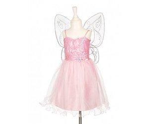 Licht Roze Jurk : Souza! naline jurk vleugels licht roze 3 tot 4 jaar fanthome