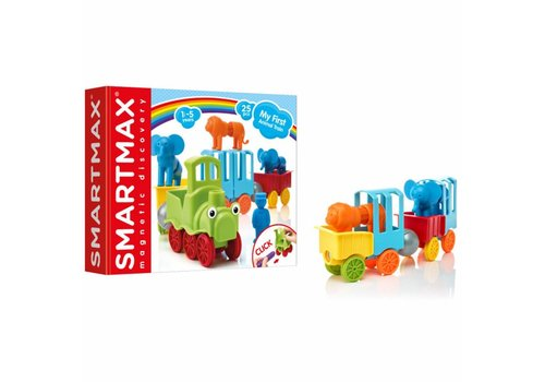 Smartgames SmartMax First Animal Train