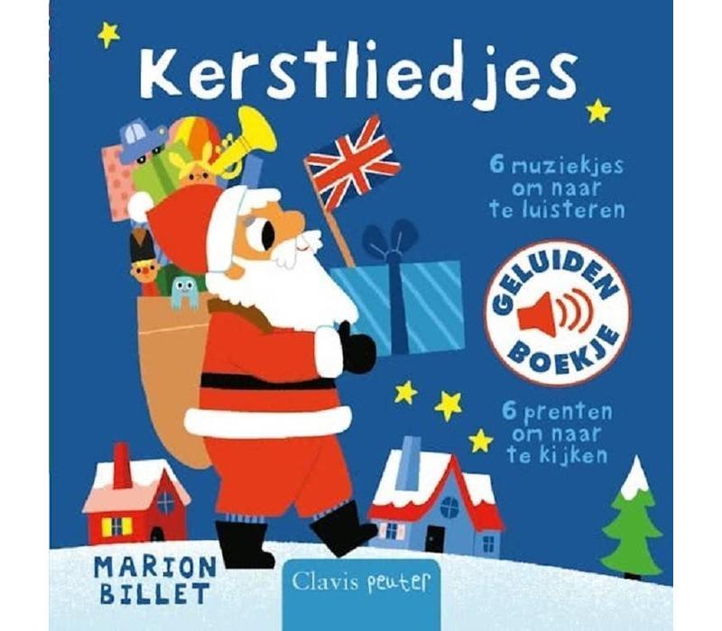 Clavis Geluidenboekje Kerstliedjes