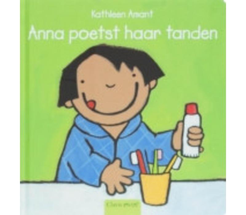 Clavis Leesboekje Anna Poetst Haar Tanden