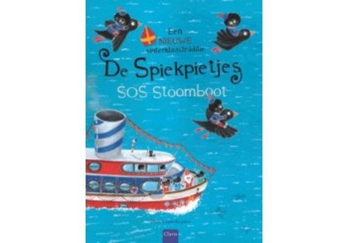Clavis Clavis De Spiekpietjes SOS Stoomboot