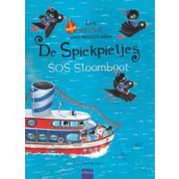 Clavis De Spiekpietjes SOS Stoomboot