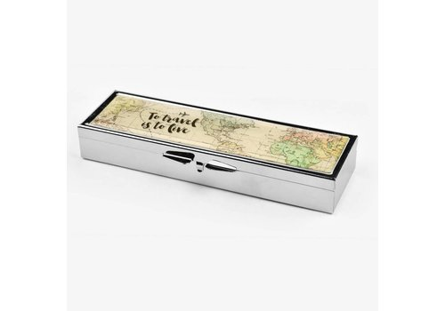 Legami Legami SOS 7-days Pill Box Travel