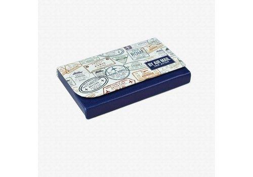 Legami Legami Kaarthouder Nice To Meet You Stamps