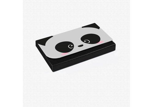 Legami Legami Nice To Meet You Card Holder Panda